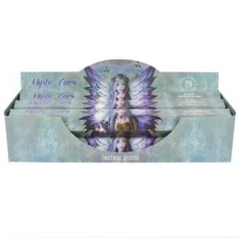 Elements - Anne Stokes Collection - Mystic Aura - Lavender Incense  Sticks