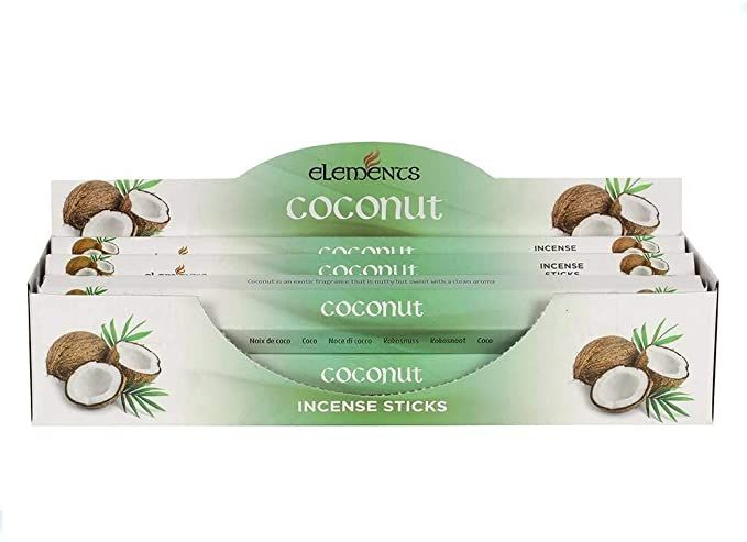 Elements - Coconut Incense Sticks