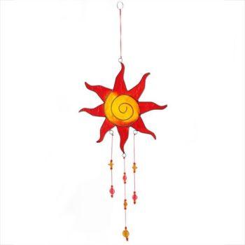 Red / Yellow Suncatcher