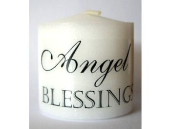 Candle - Angel Blessing - 3.5cm