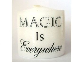 Candle - Magic is Everywhere - 3.5cm
