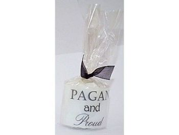 Candle - Pagan and Proud - 3.5cm