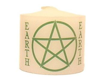 Candle - Earth - 3.5cm