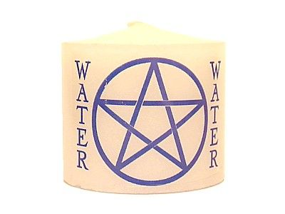 Candle - Water - 3.5cm