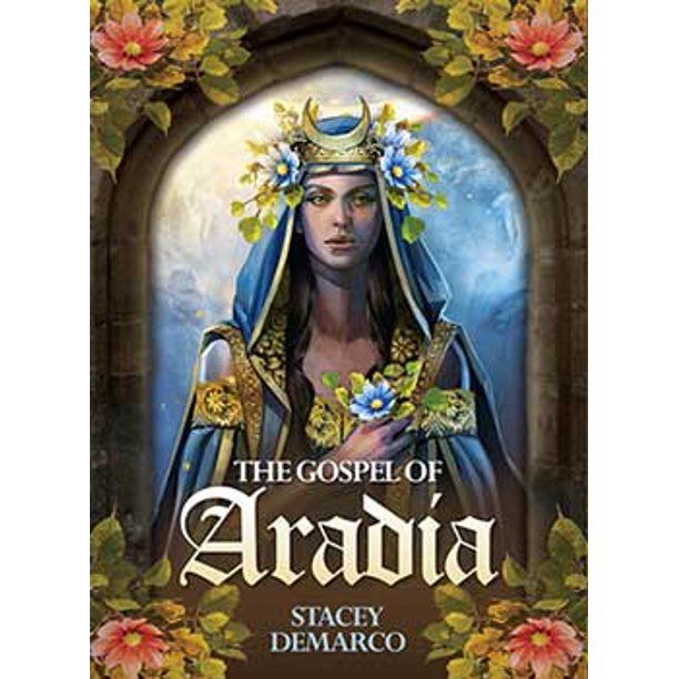The Gospel of Aradia Oracle Cards by Stacey Demarco