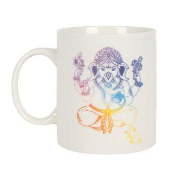 The Rainbow Ganesh Mug