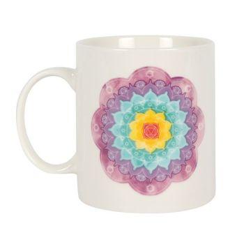 The Sacred Mandala Ceramic Mug