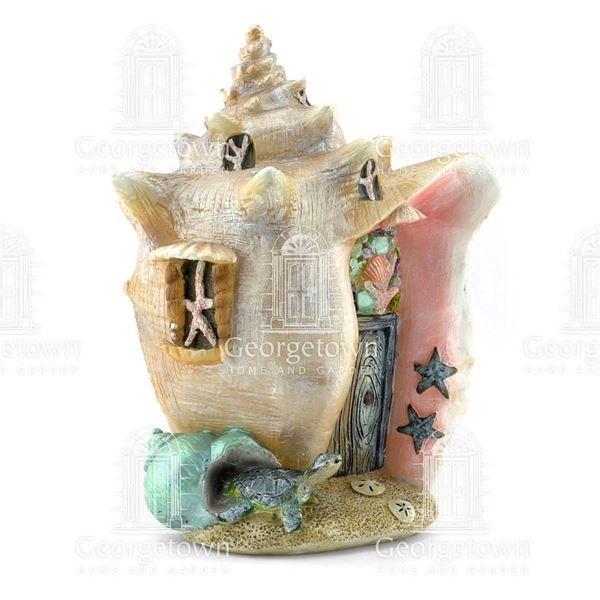 Fiddlehead Conch House