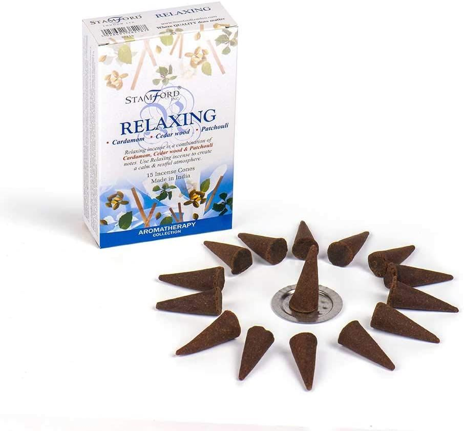 Stamford - Incense Cones - Relaxing