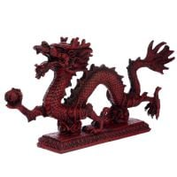 Chinese Dragon - Red 33cm