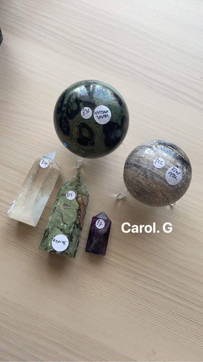 Order for Carol G - September 21