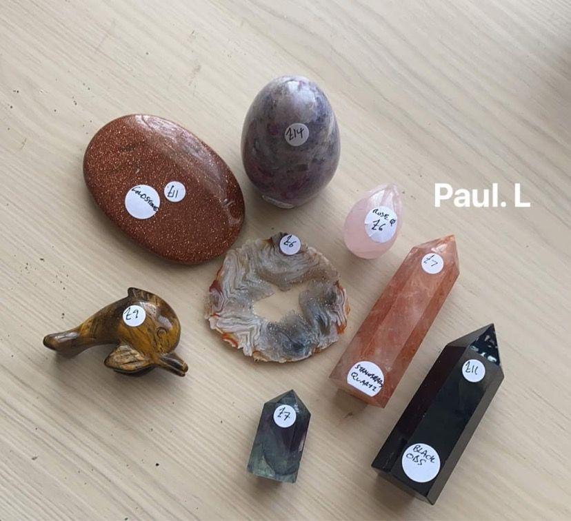 Order for Paul L - September 21