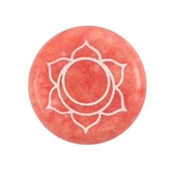 Chakra Meditation Medallion - Sacral