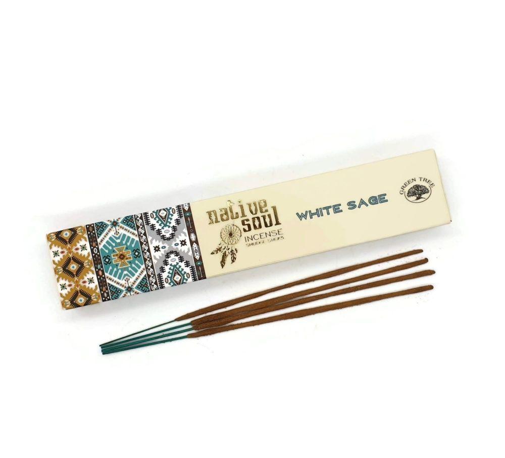 Native Soul - White Sage