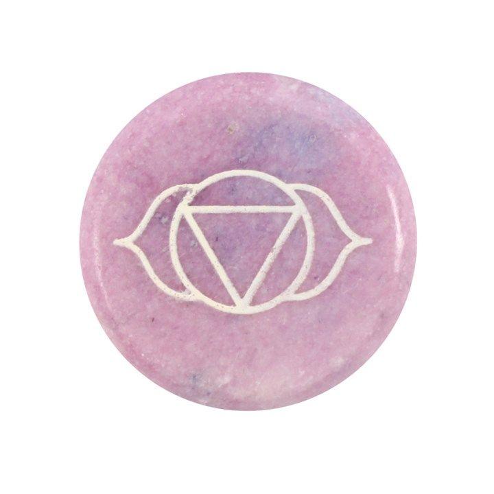 Chakra Meditation Medallion - Third Eye