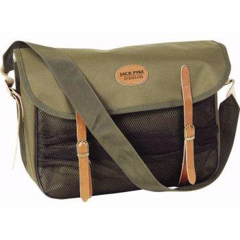 Jack Pyke Shooters Game Bag. Green or Evo Camo.