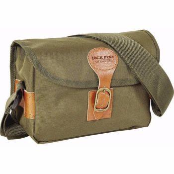 Jack Pyke Cartridge Bag, Hunters Green or Brown, Duotex