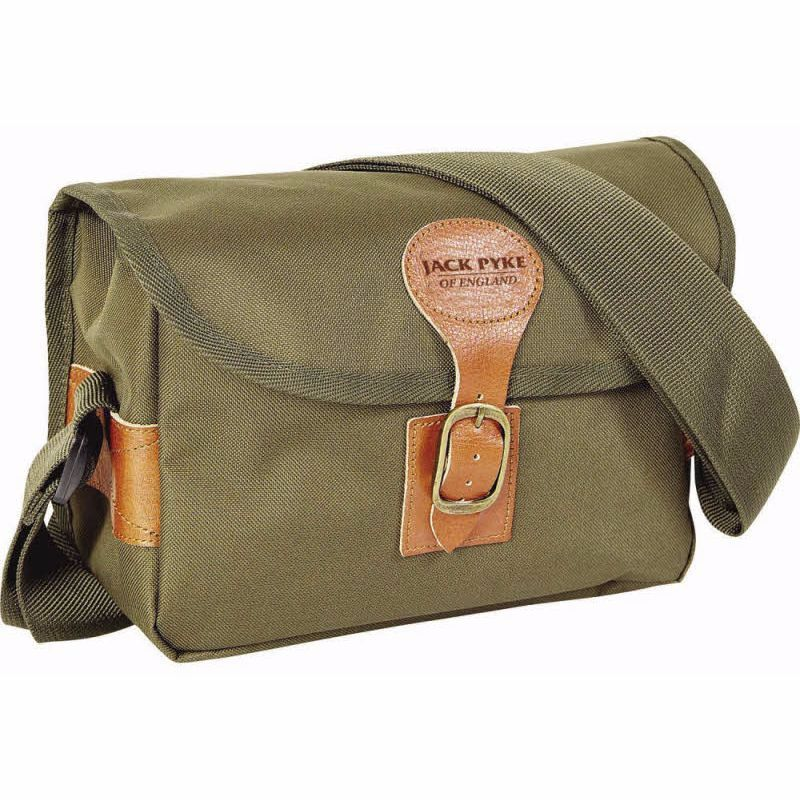 Jack Pyke Hunters Green Cartridge Bag - Duotex