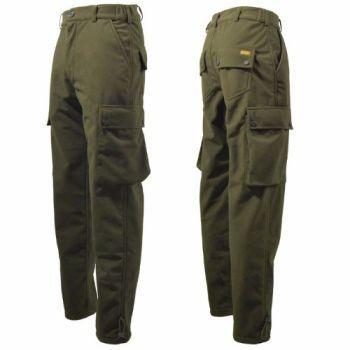 Game Waterproof Hunters Green Stealth Trousers