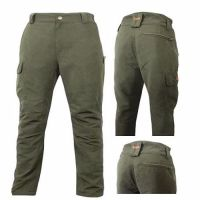 Taped Seams Green Waterproof Game Mens Excel Ripstop Trousers Breathable