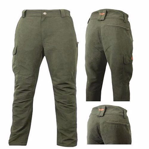 Game Aston Pro Waterproof Trousers in Olive Green