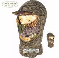 Jack Pyke Double Knit Camouflage Balaclava