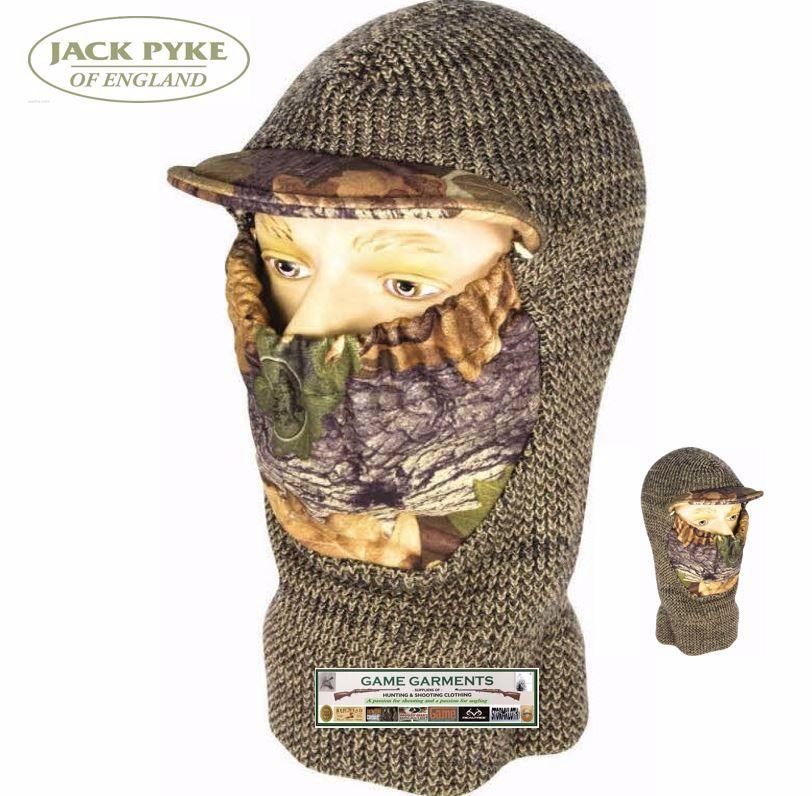 Jack Pyke Double Knit Balaclava