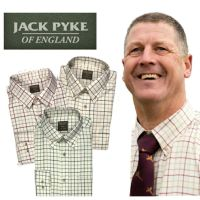 Men's Jack Pyke Countryman Hunting and Shooting Check Shirt