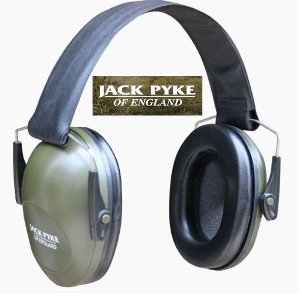 Passive Ear Defenders From Jack Pyke