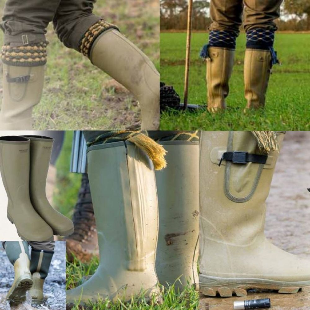 Wellies & Footwear