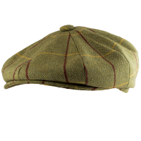 Jack Pyke Baker Boy Tweed Cap SALE!