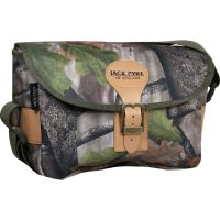 Jack Pyke Cartridge Bag in Evolution Camo or Green.