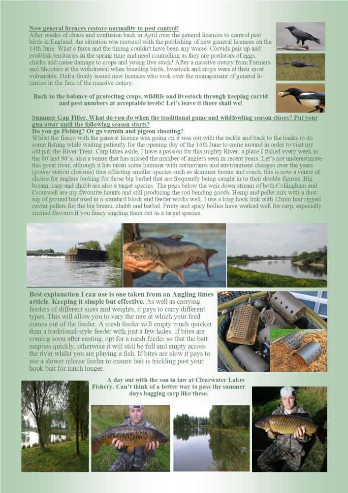 4th edition news letter pic 2