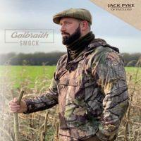 Jack Pyke Galbraith Evo Camouflage Waterproof Hunting and Shooting Smock