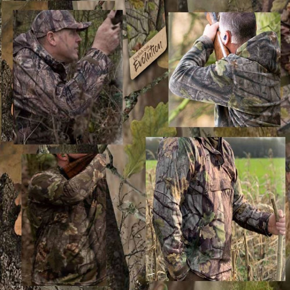 Hunter's Camo Clothing