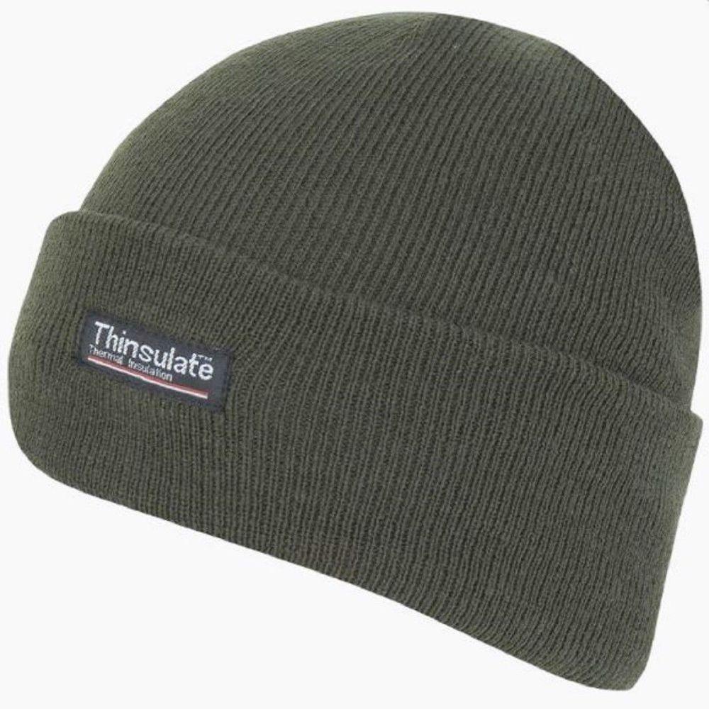 Thinsulate Khaki Green Bob Cap from Jack Pyke