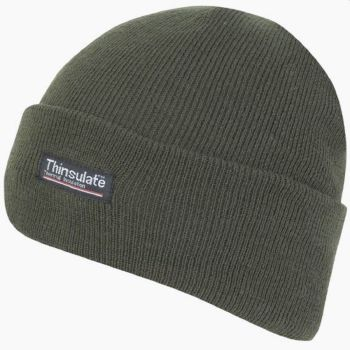 Thinsulate Khaki Green Bob Cap from Jack Pyke
