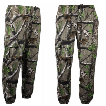 Game Trek Camouflage Joggers / Jogging Bottoms