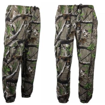 Game Trek Camouflage Joggers / Jogging Bottoms