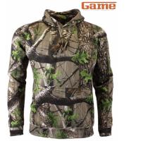 Game Trek Camouflage Hoodie Top