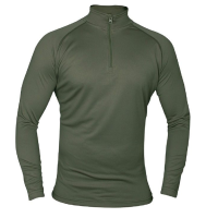 Men's Green Viper Tactical Mesh Tech Armour Stretch Top.