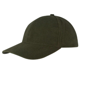 Jack Pyke Stealth Baseball Cap in Hunter's Green