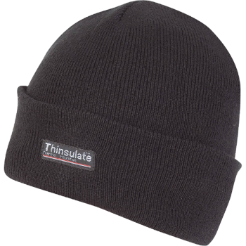 Thinsulate Black Bob Cap from Jack Pyke