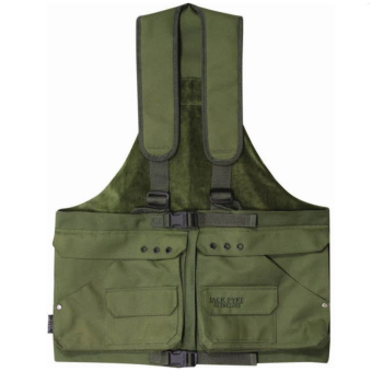 Jack-Pyke Dog Handler's Training / Obedience Vest in Olive Green