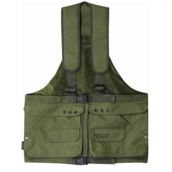 Jack-Pyke Dog Handler's Training / Obedience Vest in Olive Green