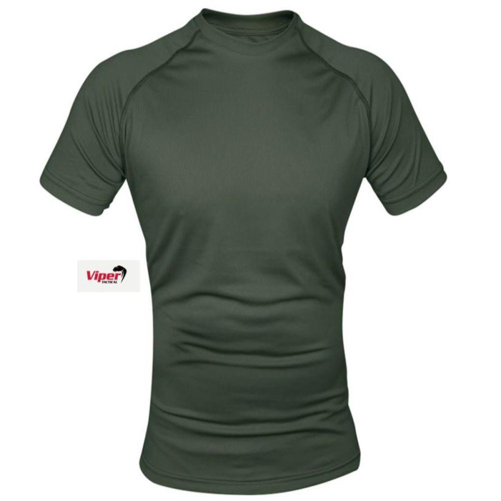 Viper Mesh Tech Quick Wick Drying T Shirt