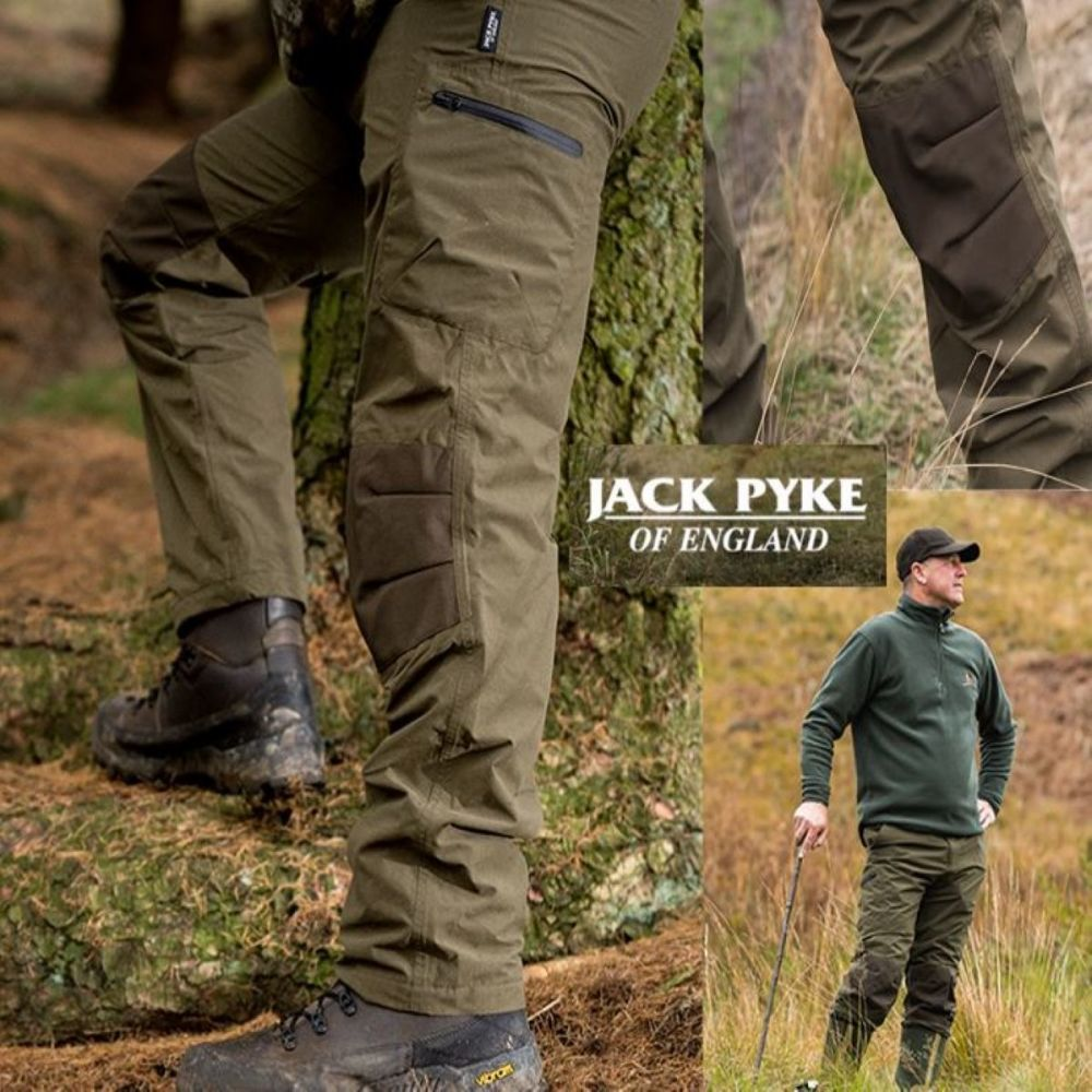 Jack Pyke Weardale Trousers, Waterproof. Hunting / Shooting / Fishing / Out