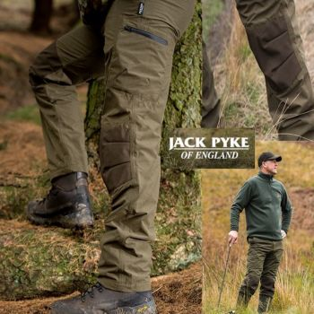 Jack Pyke Weardale Trousers, Waterproof. Hunting / Shooting / Fishing / Outdoor