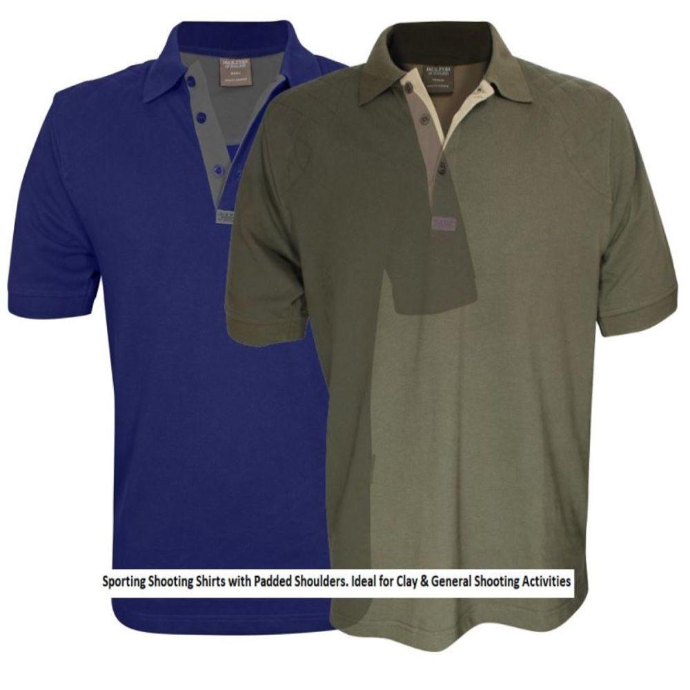 Jack Pyke Sporting Green Polo Shirt. Hunting, Shooting & Angling