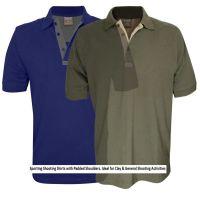 Jack Pyke Sporting Polo Shirt, Green or Blue. Hunting, Shooting & Angling